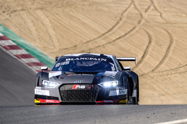 Belgian Audi Club Team WRT #2