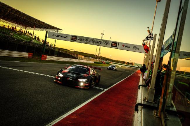 Belgian Audi Club Team WRT #1
