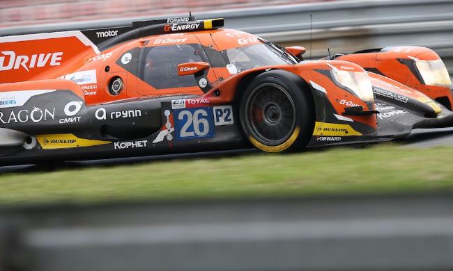 G-Drive Racing #26