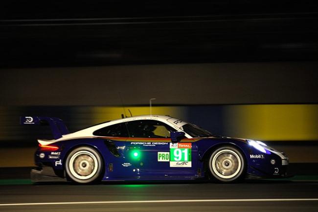 Porsche GT Team #91