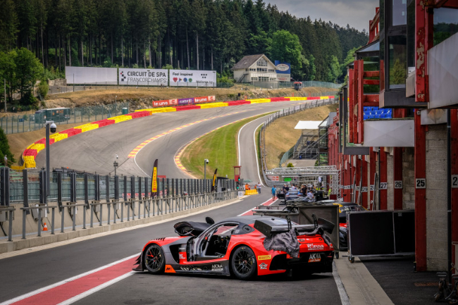 Spa 24 Hours Setup