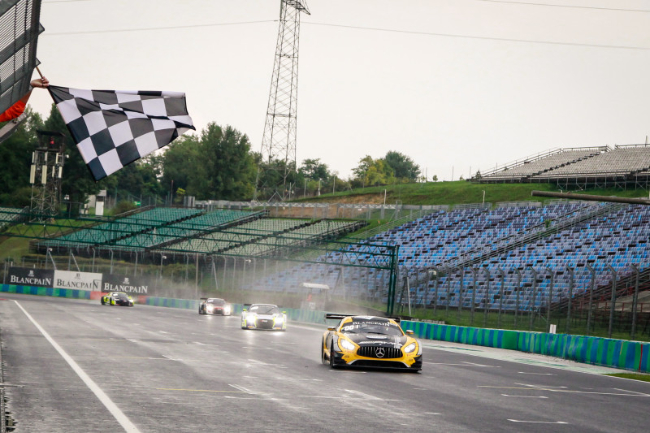AKKA ASP #88 Winner Hungaroring
