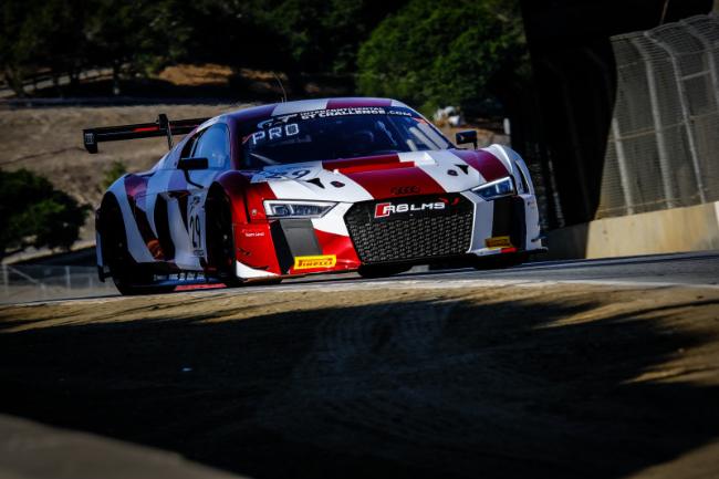Audi Sport Team Land #29