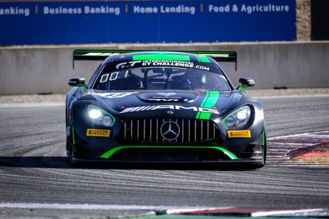 Mercedes-AMG Team Strakka Racing #43