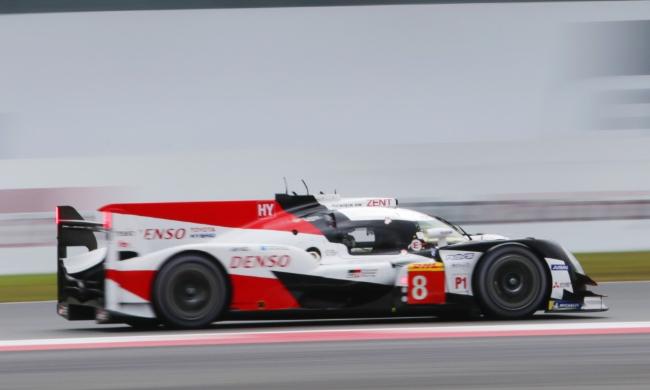 Toyota Gazoo Racing #8
