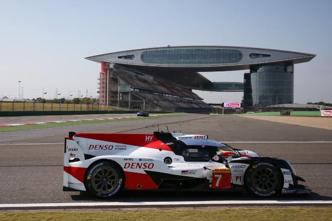 Toyota Gazoo Racing #7