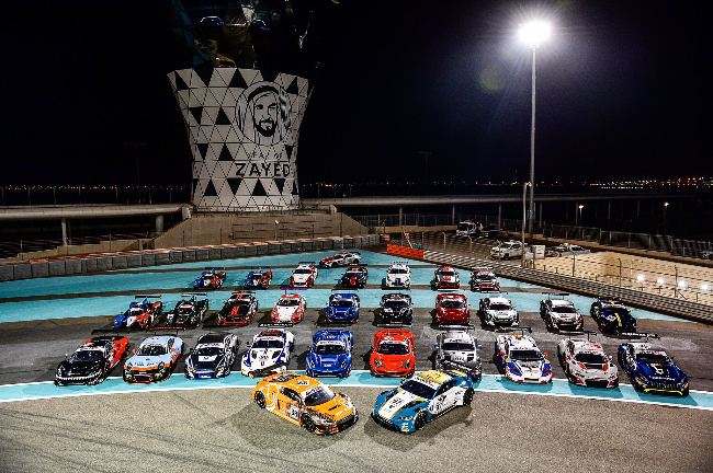 Gulf 12 Hours Group Photo