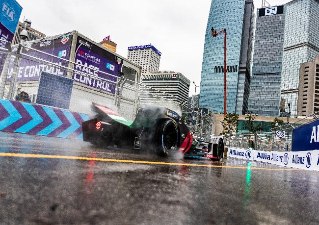 Formula E, Hong Kong E-Prix 2019