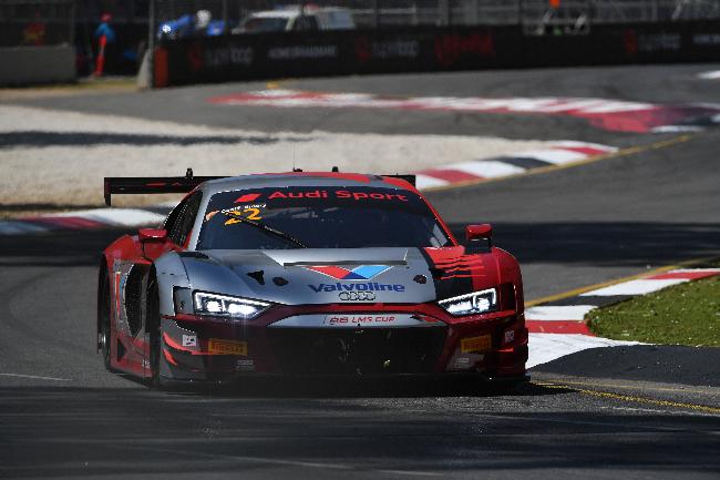 Geoff Emery (AUS) Audi Sport Team Valvoline