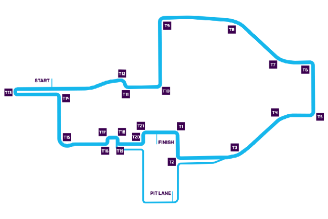 rome-track-map