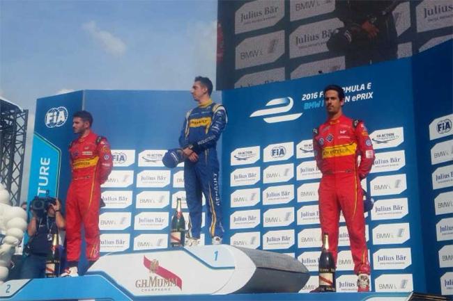 berlin-podium