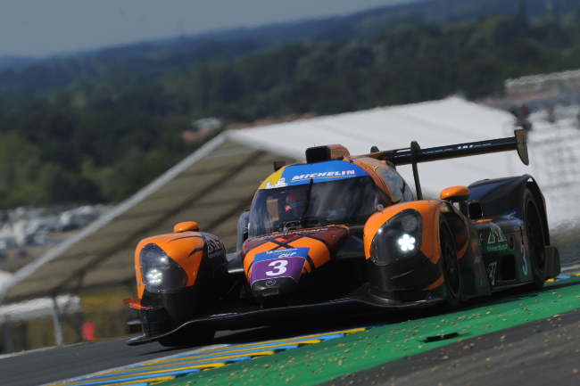 #3 Norma M30 - Nissan / DKR ENGINEERING / Francois Kirmann / Laurents Horr
