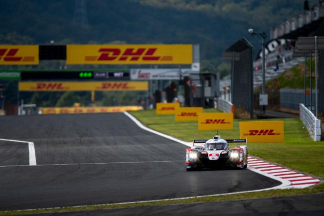 #8 TOYOTA GAZOO RACING / JPN / Toyota TS050 - Hybrid - Hybrid -- 6 Hours of Fuji - Fuji International Speedway - Oyama - Japan