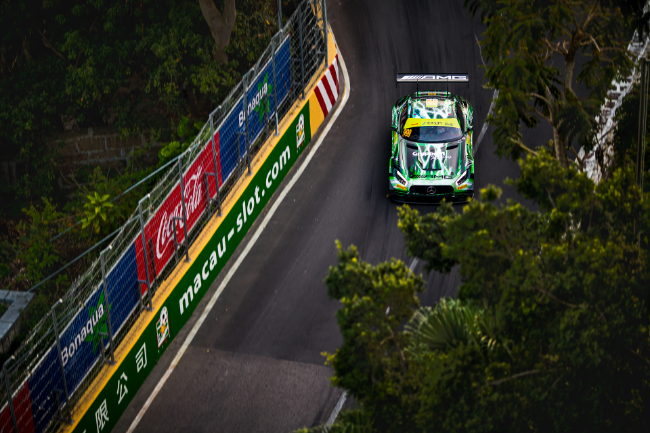 FIA GT WORLD CUP MACAU 2019