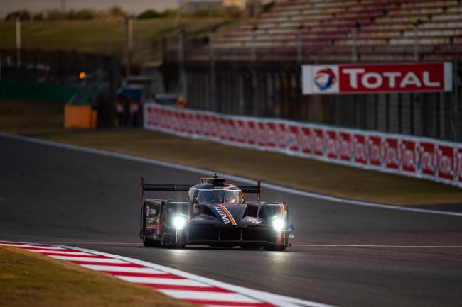 #6 TEAM LNT / GRB / Ginetta G60-LT-P1 - AER -- 4 Hours of Shanghai - Shanghai International Circuit - Shanghai - China