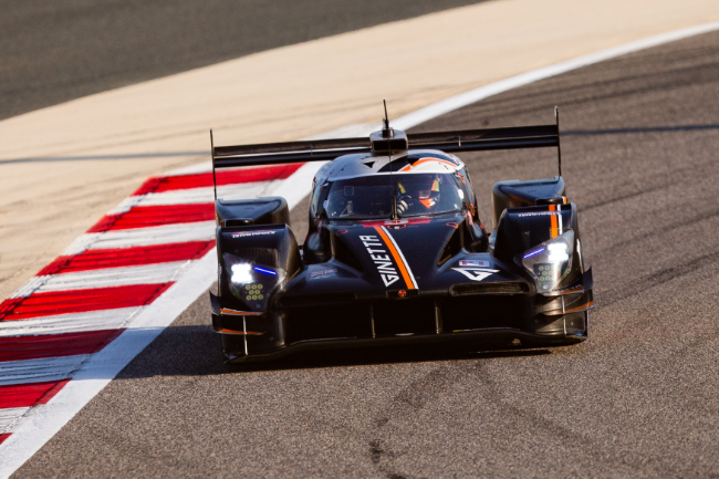#5 TEAM LNT / GRB / Ginetta G60-LT-P1 - AER -- Bapco 8 hours of Bahrain - Bahrain International Circuit - Sakhir - Bahrain