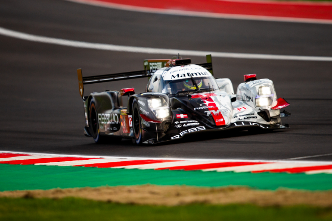 #1 REBELLION RACING / CHE / Rebellion R-13 -Gibson - - Lone Star Le Mans - Circuit of the Americas - Austin - USA