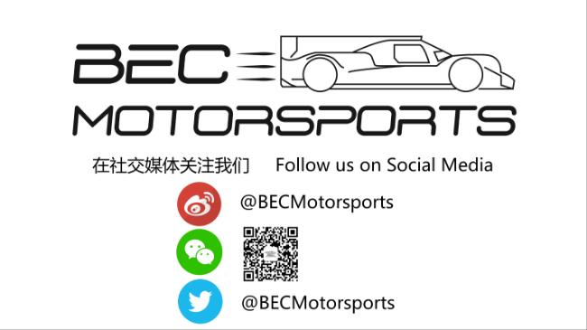 BEC Motorsports Poster