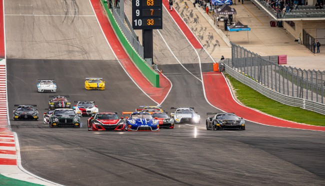 2020 SRO Motorsports Group - Circuit of the Americas