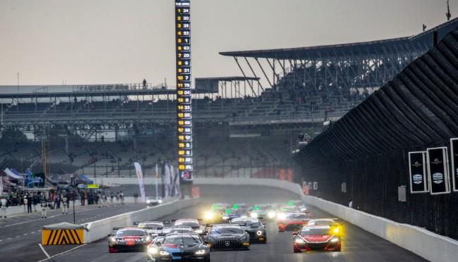 SRO, Indianapolis Motor Speedway, 2020