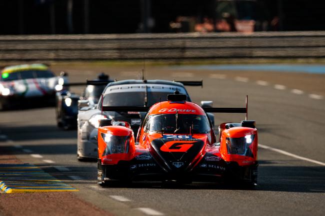 #26 G-DRIVE RACING / RUS / Aurus 01 - Gibson - 24h of Le Mans - Circuit de la Sarthe - Le Mans - France -